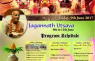 Jagannath Utsav, Snana Yatra Festival - June 2017