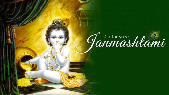 Shri Krishna Janmashtami 2017